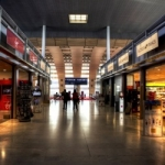 Римский аэропорт Leonardo da Vinci-Fiumicino