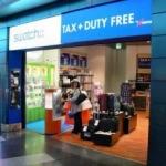 Duty-free корейского аэропорта Инчхон